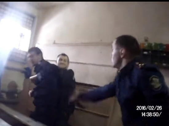 Появилось новое видео избиения заключенных в ИК-1 Ярославля
