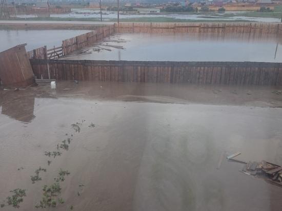 Жители Эрхирика в Бурятии: