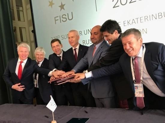 Губернатор оценил возможное влияние Универсиады-2023 на развитие Екатеринбурга