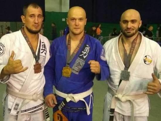 Дмитрий Титков из Рузаевки добыл чемпионский титул в Москве