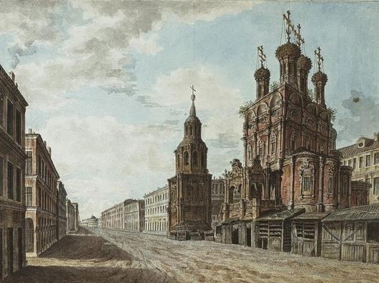 Место бывшей церкви Николая Чудотворца превратят в музей