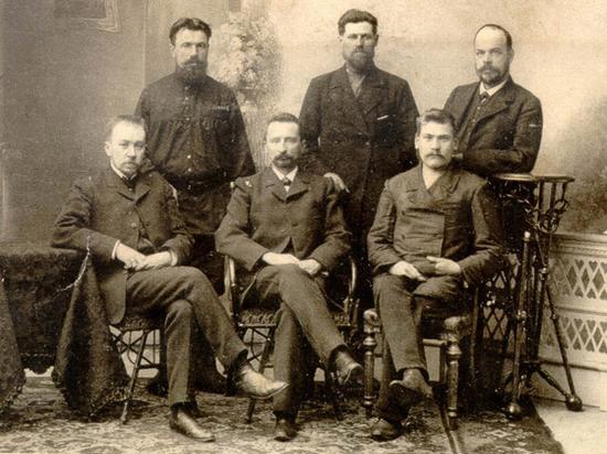 Владимирщина: политика сто лет назад