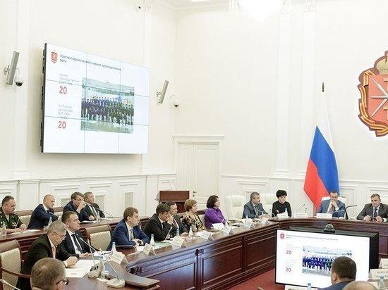 Алексей Дюмин поручил ускорить работу по переводу капитально отремонтированных домов на спецсчета