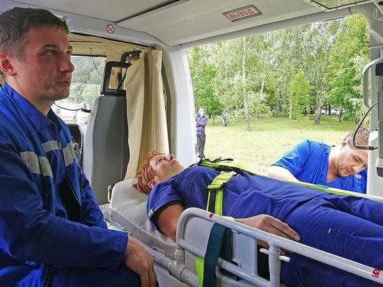 В Тульской области начала функционировать санитарная авиация