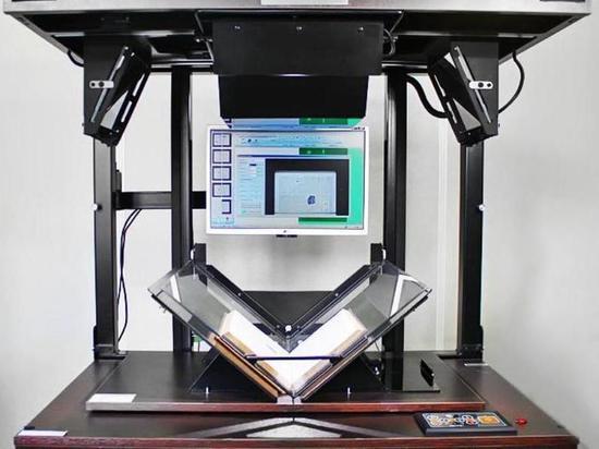 В калмыцкой библиотеке появился сканер нового поколения