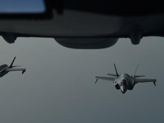 Вашингтон: С-400 могут собирать разведданные об F-35