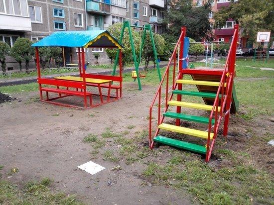 Более 10 дворов в Абакане благоустроят по проектам студентов ХГУ