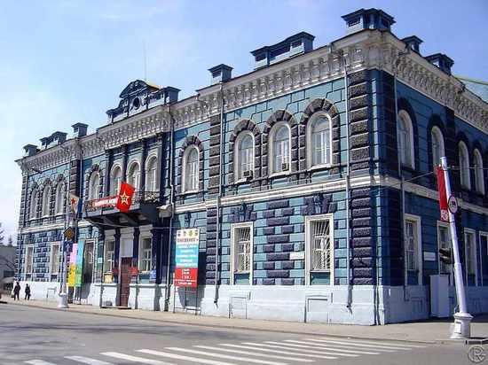 В 2021-2023 годах в Иркутске реконструируют Дом офицеров