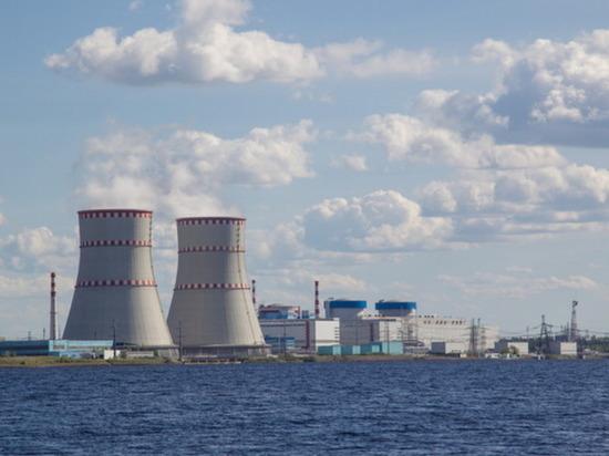 Три энергоблока Калининской АЭС отключились из-за замыкания
