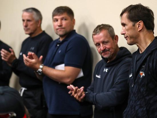 Новый тренер «Авангарда» рассказал о своих служебных обязанностях