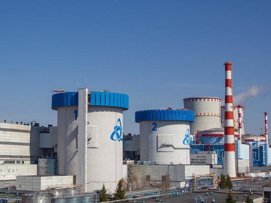 В Тверской области отключили три энергоблока АЭС из-за короткого замыкания