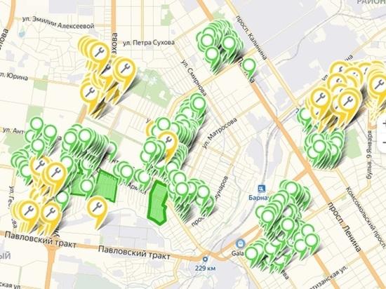 В Барнауле из-за ремонта тепловых сетей ограничивают подачу горячей воды