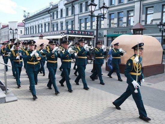 В Казани из-за фестиваля «Фанфары Казани» ограничат движение