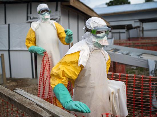 """Эпидемия лихорадки Эбола объявлена """"чрезвычайной ситуацией мирового масштаба"""""""
