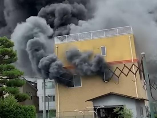 Поджигателю аниме-студии в Киото грозит смертная казнь