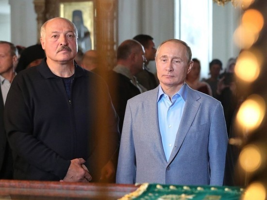 Путин и Лукашенко на Валааме обсуждали стратегические темы