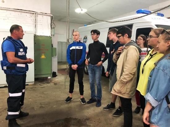 Где в Серпухове подростков учат трудиться и воспитывают патриотов