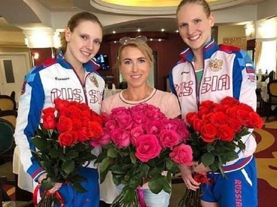 Ромашина и Колесниченко выиграли еще одно золото ЧМ в синхронном плавании