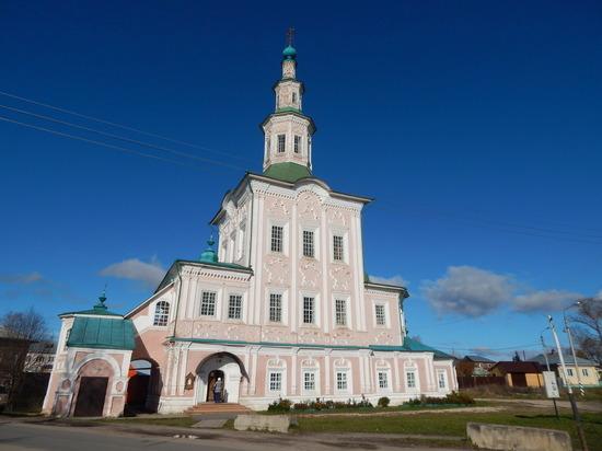 Дорожные работы на территории города Тотьмы завершены