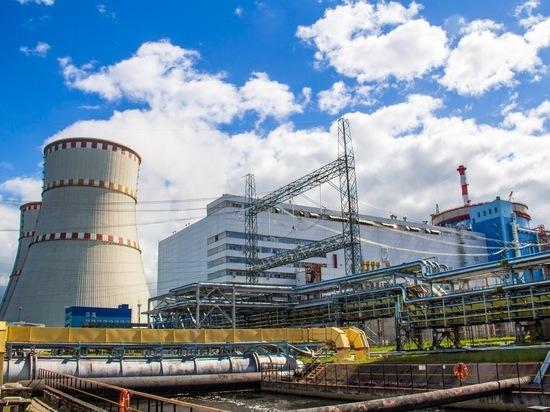 Специалисты рассказали, почему остановились энергоблоки атомной станции в Тверской области