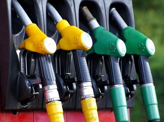 Законодательный проект омеханизме сдерживания цен набензин принят впервом чтении