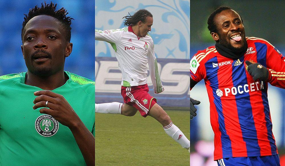 Из Африки: игроки РПЛ, игравшие на Кубке Африканских наций