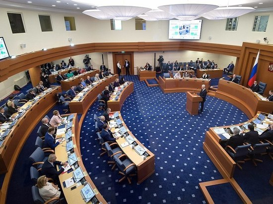 «Коммунисты России» предлагают расширить Мосгордуму до 100 человек