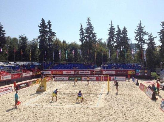 В Москве стартует отборочный турнир к ЧМ по пляжному футболу