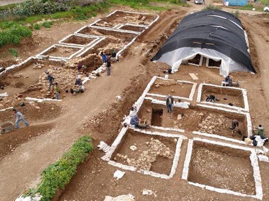 В окрестностях Иерусалима нашли крупное доисторическое поселение