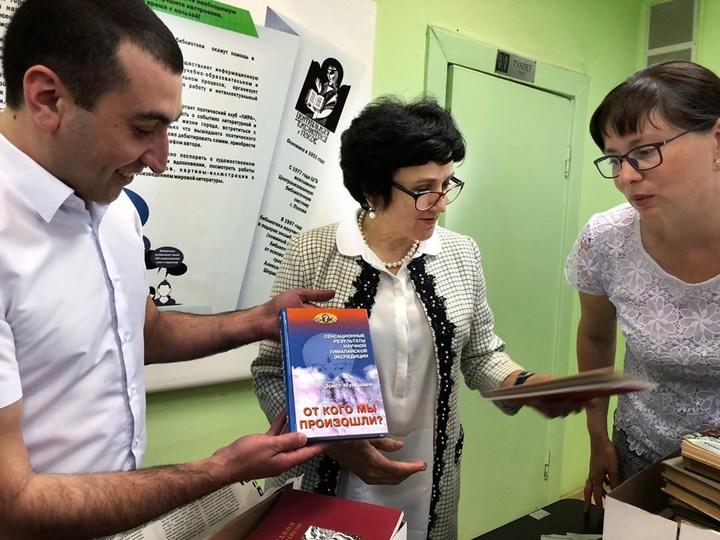 Центральная псковская библиотека нашла спонсора для путеводителя по паркам города, фото-4