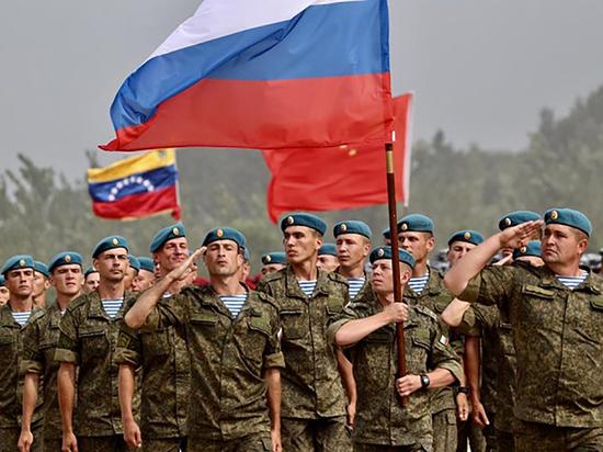 Российские военные получают в Венесуэле постоянные квартиры
