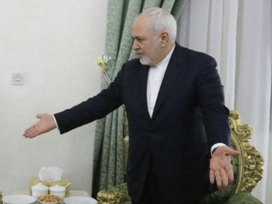 МИД Ирана не подтверждает потерю беспилотника