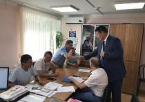 Вячеслав Мархаев зарегистрировался кандидатом в мэры Улан-Удэ
