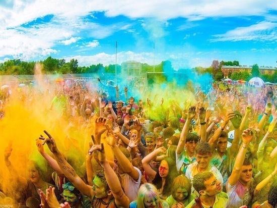 «А помыться?»: в Улан-Удэ фестиваль красок пройдет в один день с массовым отключением воды