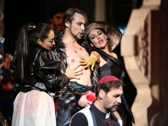 «Дон Жуан» Башкирской оперы стал веселой драмой о пороках современного общества