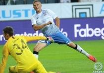 Барнаульский футболист забил гол в матче Лиги чемпионов