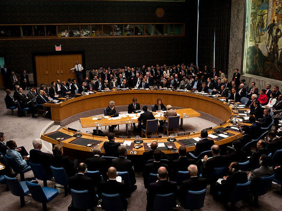 Россия выступила против резолюции об атаке медучреждений в Сирии