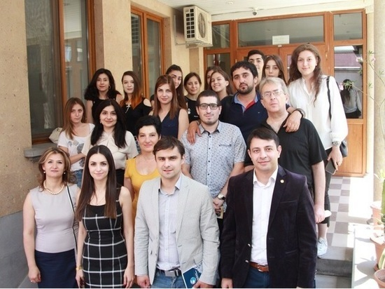 В Ереване обсудили сотрудничество армянской молодежи с калужской