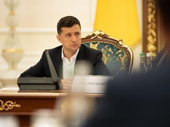 Зеленский потребовал от России освободить украинских моряков без обмена
