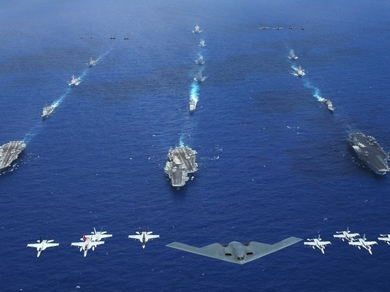 Рябков заявил о возможном начале войны США с Ираном