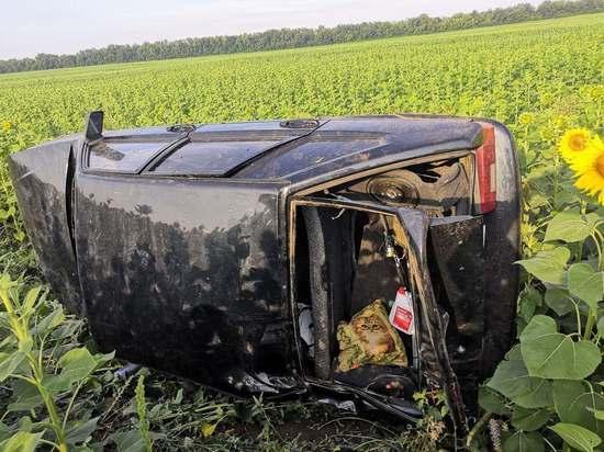 Под Бузулуком произошла смертельная авария