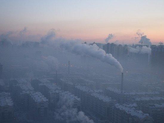 Абакан и Черногорск вошли в список городов с повышенным уровнем загрязнения воздуха