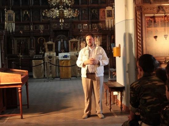 Серпуховичей приглашают на блиц-выставку «Просветил Русь крещением…»