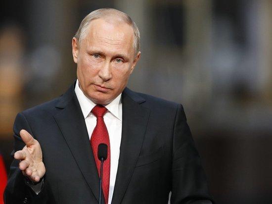 Владимир Путин посетил Тайшет и Тулун