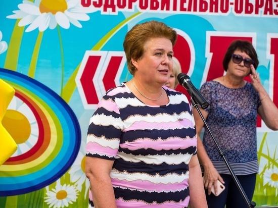 Первый заместитель председателя комитета Госдумы по вопросам семьи, женщин и детей  Ольга Окунева посетила оренбургскую «Зарю»