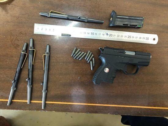 На Кубани сотрудники ФСБ пресекли канал торговли оружием из Абхазии