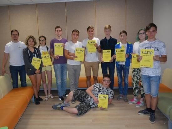 Школьники Саранска провели it_LETO