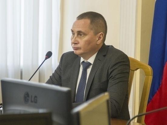 Борисов официально вступил в должность главы Смоленска