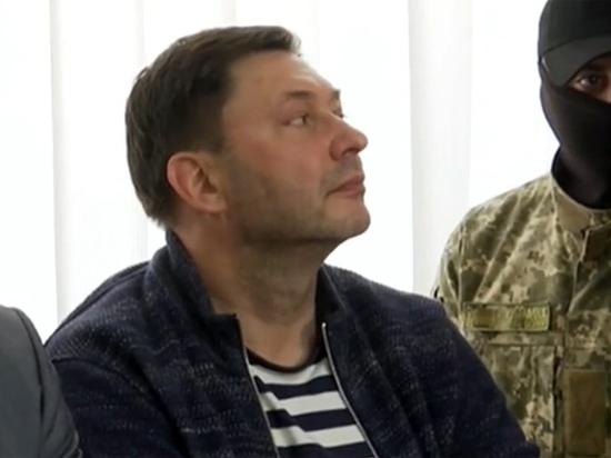 Обвиняемый стал заложником: Зеленский оставил Вышинского под стражей