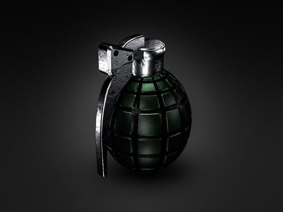 В Уве полицейские задержали мужчину, угрожавшего им муляжом гранаты